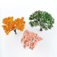 3X Mini Tree Fairy Ornament Plant Miniature Dolls' House Garden Accessory DIY