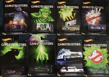 HOTWHEELS 2016 GHOSTBUSTERS SET OF 8 CARS