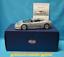 1:18 AutoArt - Bugatti EB110GT - Silver NEW IN BOX