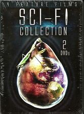 Sci-Fi Collection. 4 Flix 2 DVD Box. New In Shrink!