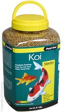 Pond One P1-26563 Koi Sticks 1.6Kg Bottle for Pond Fish