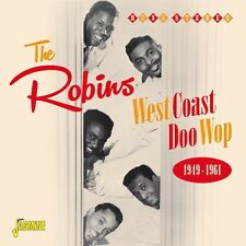 West Coast Doo Wop 1949-61 - Robins (2014, CD NEU)2 DISC SET