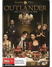 Outlander : Season 2 - (DVD, 2016, 6-Disc Set) Brand New Sealed Region 4