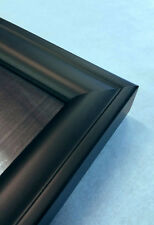 24x36 Poster Frame Solid Wood Black Finish Fully Assembled 24 x 36
