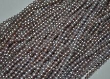 Wholesale 10strand natural luster small 3mm real pearl lots