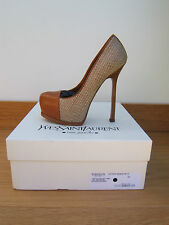 Brand New Yves Saint Laurent Tribtoo 140 Heels 2 UK 35 EU