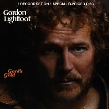 GORDON LIGHTFOOT GORD'S GOLD (GREATEST HITS) CD (1996)
