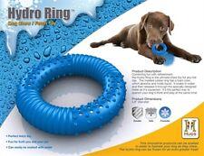 Hugs Foam Core Ring Chew Fetch Water Play Toy - Great Frozen or Wet- Hydro Ring