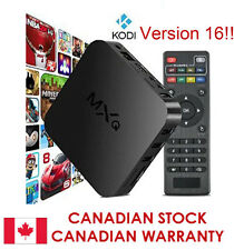 MXQ Amlogic S805 Android 4.4 Quad-Core 1  8G XBMC DLNA KODI TV Box