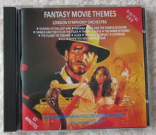 CD Soundtrack FANTASY MOVIE THEMES Indiana Jones - Filmmusik