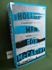 ROB McCARTHY THE HOLLOW MEN FIRST UK EDITION PAPERBACK 2016 NEW