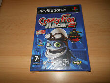 PS2 Crazy Frog Racer 2, 2006 UK Pal, Brand New & Sony Factory Sealed