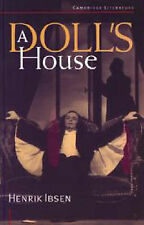 A Doll's House by Henrik Ibsen (Paperback, 1995), Like new, free shipping