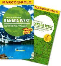 !! Kanada West Westen Vancouver  UNGELESEN Reiseführer +Karte 2013 Marco Polo