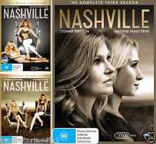 Nashville Complete Collection : Seasons 1 2 3 : NEW DVD