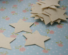 20x Rustic Wildflower Seed Paper Star Confetti ~Wedding~Biodegradable~Vintage