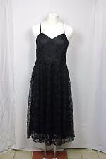 Festliches Spitzen-Korsagen-Kleid, Gr. 46, Maße beachten