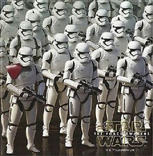 Star Wars Force Awakens Paper 20 Napkins Birthday Table Party Star Troopers Fun