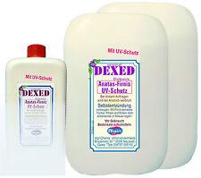 UV-Schutz-Leinölfirnis 12 Liter Firnis mit UV-Schutz  2 x 6 L-Kannen Holzschutz