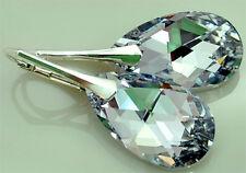 Almond (Mandel) Comete Argent Light (CAL) - Ohrringe mit SWAROVSKI Silber 925
