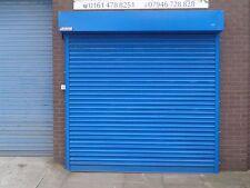 Electric Operation Roller Shutter Doors 2300 x 2100mm