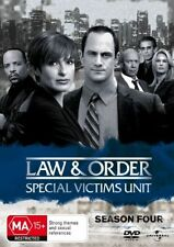 Law And Order SVU - Special Victims Unit Season 4 : NEW DVD