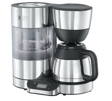 Russell Hobbs Clarity digitale Thermo Kaffee Maschine 20771-56 #T2407
