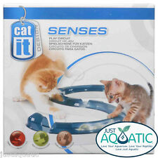 FREE SHIPPING - Catit Design Senses Play Circuit - Great Toy For Cats & Kittens
