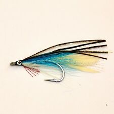 Lefty's Deceiver Saltwater Fly fishing Flies  6 pcs  size 2/0 SS  Dragonflies