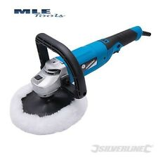Silverline 1200W Sander Polisher Mop Buffer Paint automotive car boat G3 264569