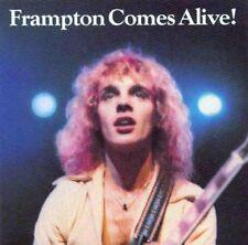 PETER FRAMPTON ( NEW SEALED CD ) FRAMPTON COMES ALIVE ! ( DIGITALLY REMASTERED )