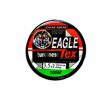 Fishing Line 0,30mm ,100m, 8,6Kg Cords Angel Fluorocarbon Accessories