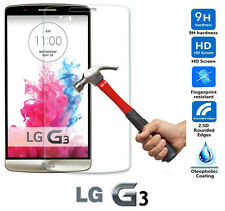 Genuine LG G3 Tempered Glass Film Screen Protector Scratch Resistant