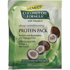 Palmers Coconut Oil Formula Deep Conditioning Protein Pack 60g (Pack of 2)