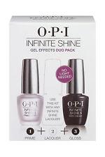 NEW OPI Infinite Shine Top/Base Duo Pack