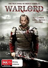Warlord (DVD) ACTION Russian True Story of Prince Yaroslav [R4] NEW/SEALED