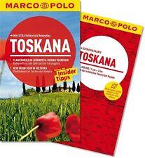 !! Toskana 2014 UNGELESEN Reiseführer + Karte Marco Polo Italien Florenz Sienna