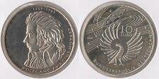 """Deutschland 10 Euro 2006 -D- """"250. Geb. Mozart"""" vz/ bfr. Silber"""