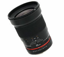 Samyang F1.4/35mm Wide Angle Lens for CANON