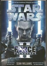 STAR WARS ROMAN / THE FORCE UNLEASHED II / SEAN WILLIAMS / 2010