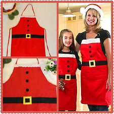 New Style Christmas Decorations Santa Beaming Apron Family Party Hot Sale Gifts