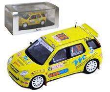 Spark Suzuki Ignis S1600 Monte Carlo Rally 2005 - A Scorcioni/Stefanelli 1/43