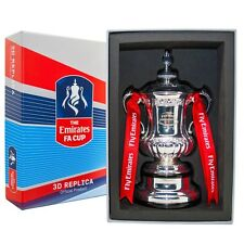BRAND NEW OFFICIAL FA CUP REPLICA TROPHY 150MM