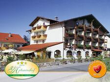 4T Wellness Kurzurlaub im Hotel Antoniushof 3*S Bayerischer Wald für 2Pers. + HP