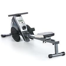 skandika Regatta Oxford Pro Rowing Machine Foldable LCD Magnetic Rower New