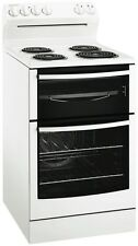 NEW Westinghouse 54cm Electric Upright Cooker Stove 80 Litre WLE525WA