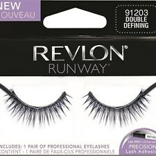 REVLON RUNWAY FALSES LASHES Double Defining