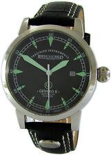 Riedenschild Genero II Automatik Automatic Edelstahl Uhr stainless steel watch