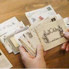 12pcs/Set Retro Design Office Kid Holiday Stationery Mini Paper Ancient Envelope