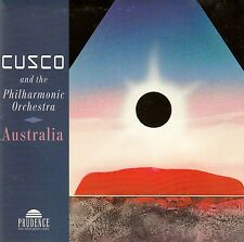 CUSCO & THE PHILHARMONIC ORCHESTRA : AUSTRALIA / CD (PRUDENCE MUSIC 398.6103.2)